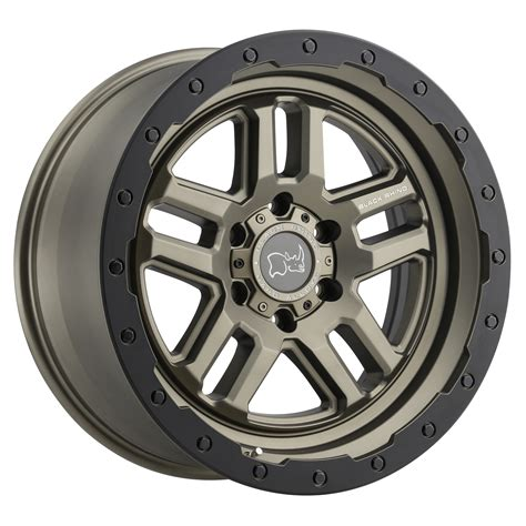 wheels truck barstow truck rims by black rhino