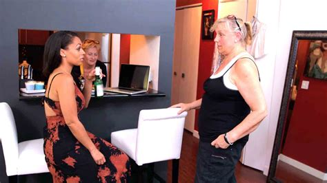 mica huges mother watch blood sweat and heels season 1 a visit from mom
