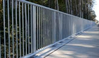 Galvanized Handrail Keystone Road Bicycle Pedestrian Railing Gallery Aga