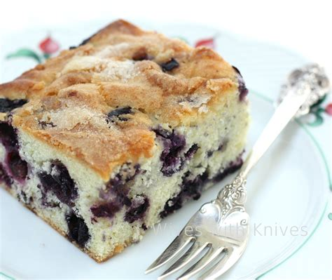blueberry recipe easy blueberry cake
