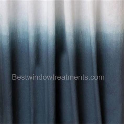two color curtain panels hombre gradient two tone curtain drapery panels www