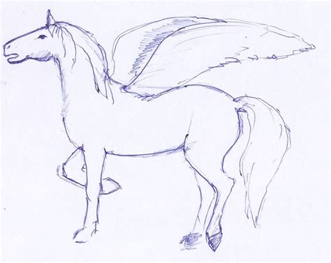 how to draw doodle creatures how to draw mythical creature