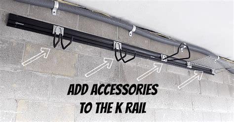how to install kobalt k rail kobalt storage rail system newhairstylesformen2014 com