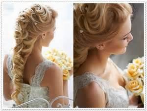 frisuren lange haare geflochten und offen mode germany brautfrisuren lange haare geflochten 2014