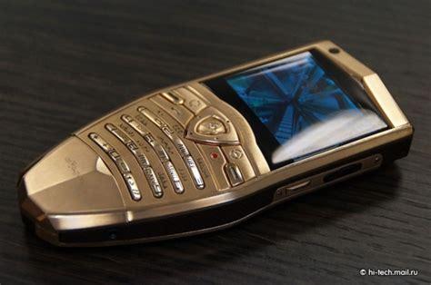 Lamborghini Luxury Phone Lamborghini To Launch Luxury Phones And Tablet In Russia