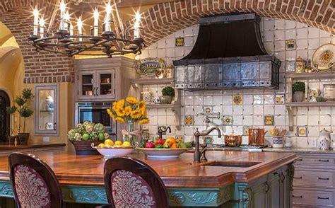 Kitchen Decor Styles by 20 Beautiful Kitchen Design Ideas In Mediterranean Styles