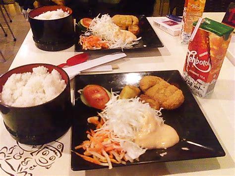 Murah Bento 3 Sekat Kotak Bento Hokben Lunch Box Bento atu nya aja hoka hoka bento hokben
