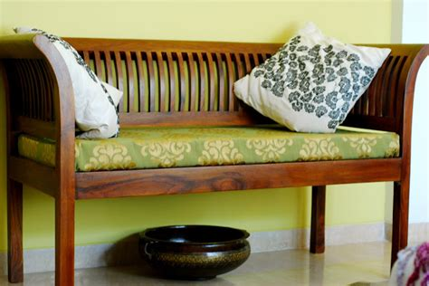 fabindia home decor been eyeing this bench at fab india for a while now