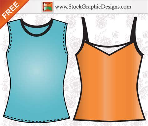 sleeveless shirt template apparel sleeveless shirt template free vector