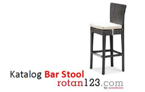 Kursi Untuk Mini Bar kursi bar rotan untuk rumah cafe dan hotel