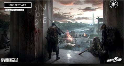 film baru walking dead overkill rilis cuplikan terbaru game the walking dead kincir