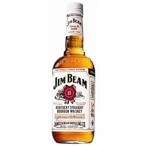 Jim Beam Bottle L by Bottle Of Jim Beam