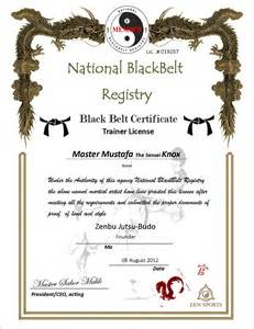 Karate Certificates Templates Free by Martial Arts Certificate Templates Free Book Covers