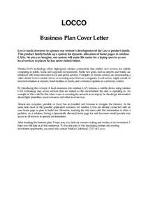 cover letter business plan best photos of business cover letter template business