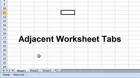 excel 2007 format multiple worksheets excel 2007 selecting multiple worksheets youtube