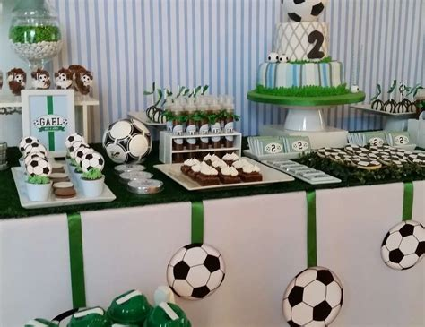 Decoration Anniversaire Football by Football Birthday Quot Gael Sports Quot футбол