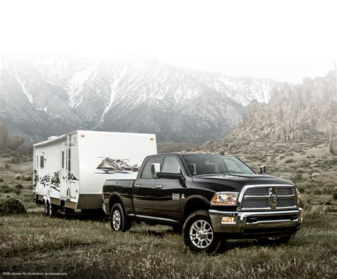 ram truck towing capabilities