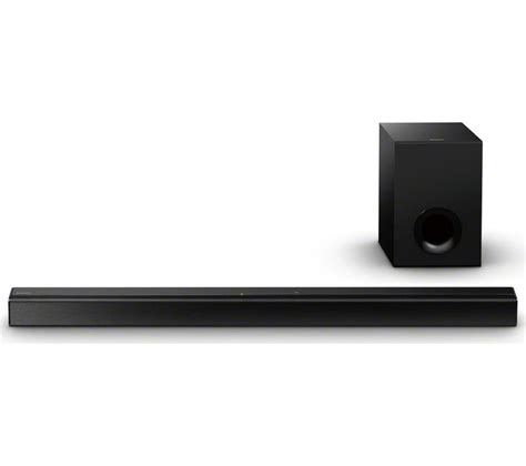 Sound Bar by Buy Sony Ht Ct80 2 1 Sound Bar Free Delivery Currys
