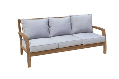 corona sofa corona teak outdoor collection
