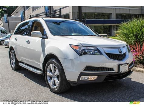 acura mdx 200 2012 acura mdx white 200 interior and exterior images