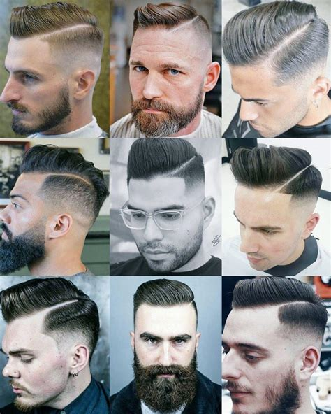 1940 back sides hair styles men s hairstyles with side partings side parting haircut