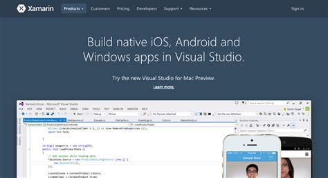 build a native android ui ios ui with xamarin forms macでc 開発 xamarinstudioを使ってみよう sitest サイテスト ブログ
