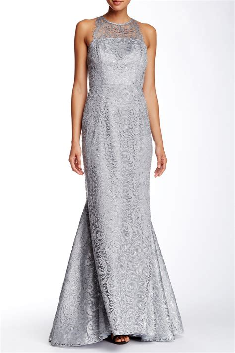 Nordstrom Rack Prom Dresses by Shoshanna Sparkling Lace Evening Dress Nordstrom Rack