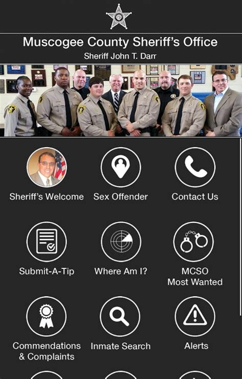 Muscogee County Warrant Search Muscogee County Sheriff Android Apps On Play