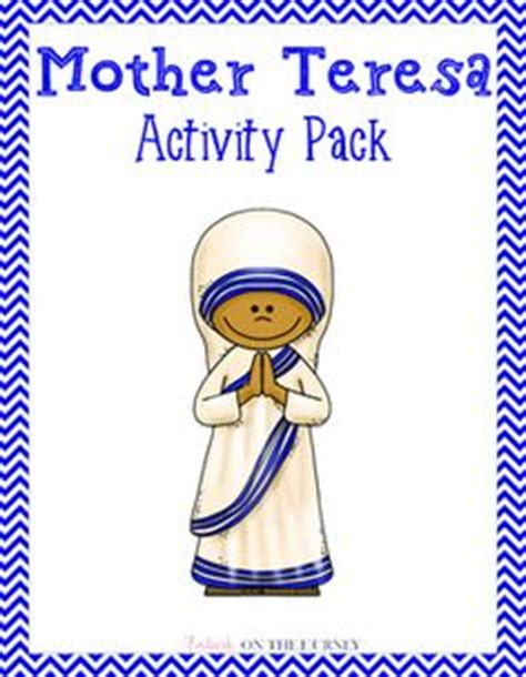 mother teresa biography project coloring page of mother teresa for catholic kids