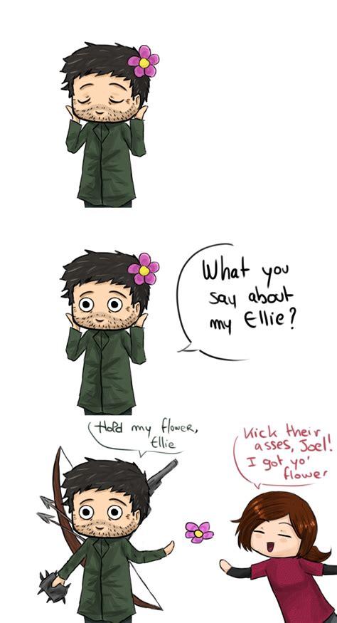 Hold My Flower Meme - hold my flower a joellie version by reikiwie on deviantart