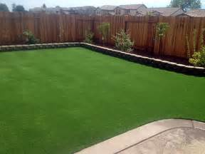 Backyard Ideas Artificial Grass Artificial Turf Sutherlin Oregon Landscape Rock Small