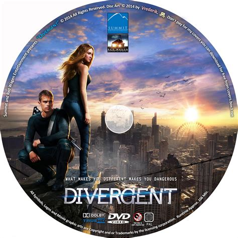 Dvd Divergent covers box sk divergent 2014 high quality dvd blueray