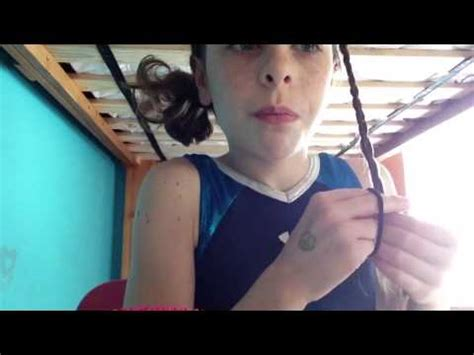 Easy Gymnastics Hairstyles by Easy Gymnastics Hairstyle