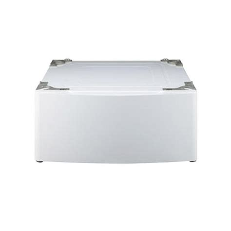 Laundry Pedestal With Storage Drawer by Lg Wdp5w Laundry Pedestal With Storage Drawer 048231012898