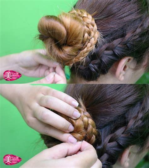 Jepitan Rambut Anak Pita Rambut Anak Pita Rambut Bayi Handmade 7 cara rambut pita cara membuat jepitan pita rambut animegue