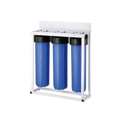 hydronix whole house water filtration system in