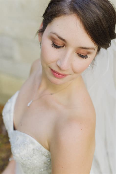 Wedding Hair And Makeup Indianapolis by Wedding Makeup Leslie White Hair And Makeup Bridal And