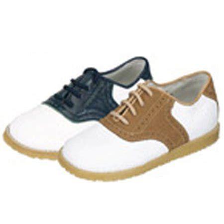 im link selection of saddle dress lace up shoe toddler boys size 7 2 walmart