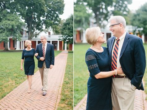 Mike & Jeanmarie  a Charlottesville anniversary session at