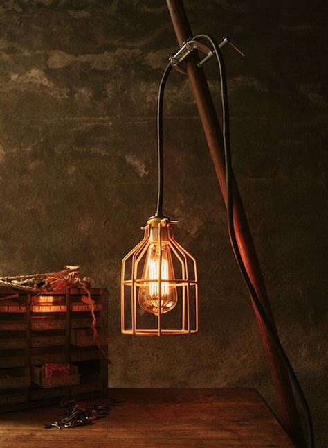 Handmade Lighting - handmade luke ls take you back to the vintage era