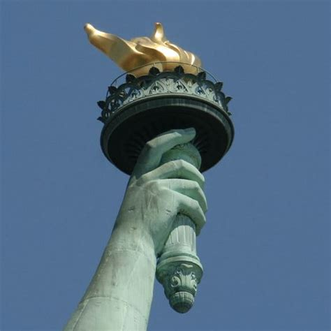 Statue Of Liberty Torch L by Liberty S Torch Flickr Photo