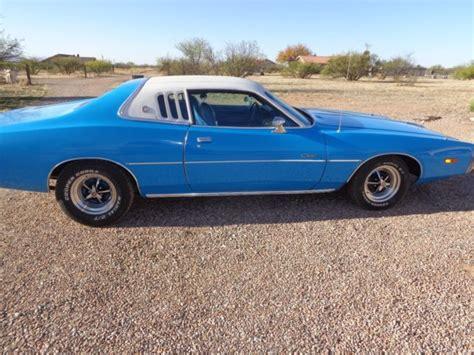 Original Dodge by 1973 Dodge Charger Se One Owner 63 154 Original