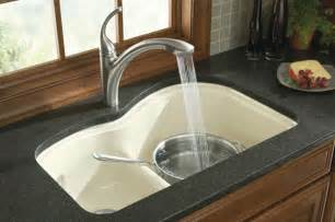 Kitchen Sinks And Faucets Designs by Ifud Make Your Home Lively