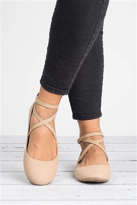 flats ballet shoes criss cross ballerina flats ballerina ballet flat and