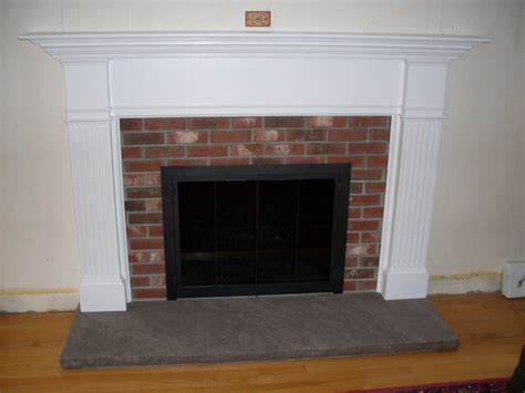 how to build a fireplace surround and mantel office and