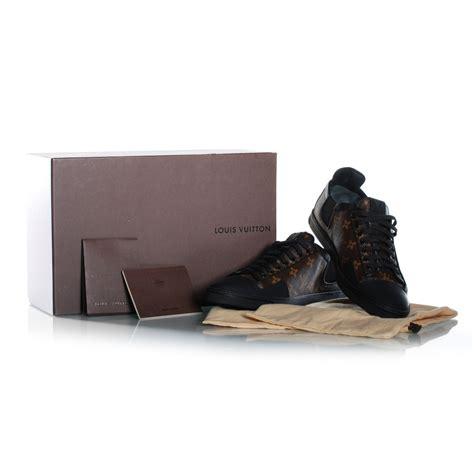 louis vuitton monogram sneakers tennis shoes 10 mens 38611