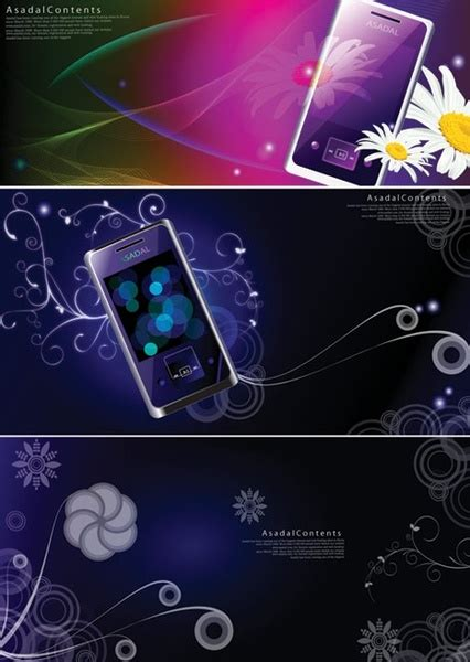 design your dream phone colorful vector background dream phone patterns free
