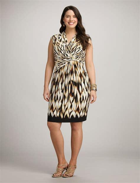 vestidos casuales de da para gorditas m 225 s de 25 ideas fant 225 sticas sobre vestidos para gorditas
