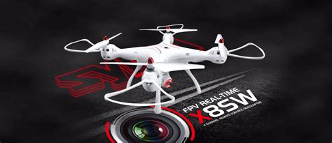We48 Syma X8sw Wifi Fpv Altitude Hold One Key Take Landing syma x8sw wifi fpv with 720p hd 2 4g 4ch 6axis