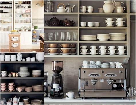 open shelving kitchen ideas open shelving kitchen design ideas decor around the